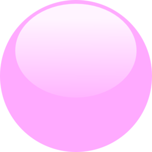 Circle clipart light pink Pink Pink Bubbles Clipart Clipart