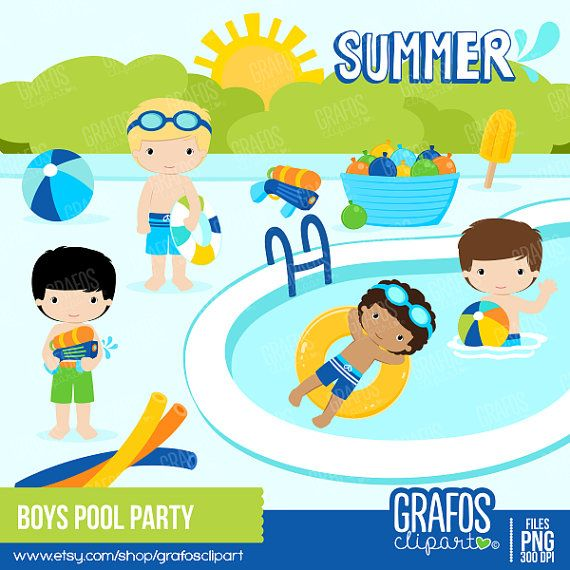 Bubble clipart pool party Clipart BOYS Clipart Pool ideas