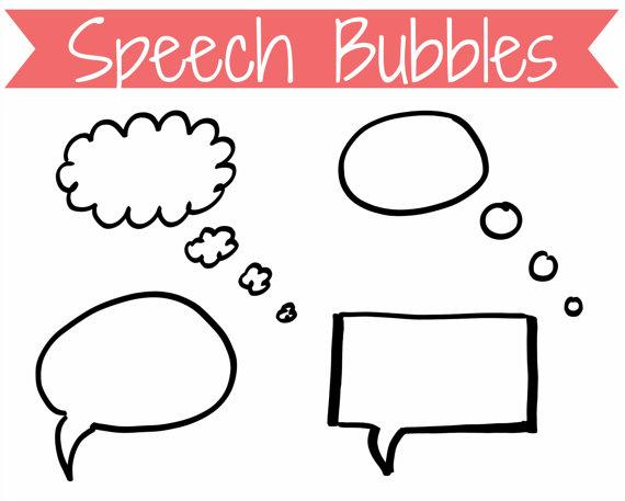 Bubble clipart speach Clip kid speech art art