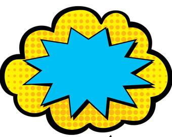 Bubble clipart superhero Clipart clipart Faith superhero bubble