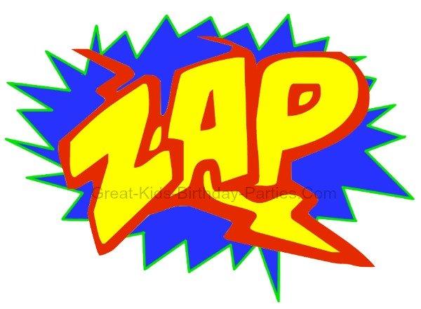 Bubble clipart superhero Word Bubbles Free Clipart Superhero
