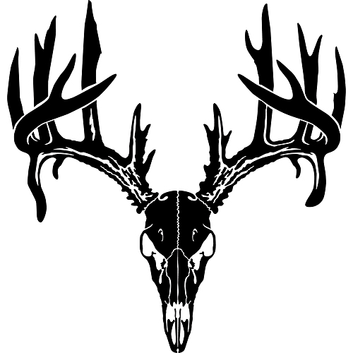 Hunting clipart deer head Drop collection free clip art