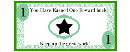 Buck clipart free money Rewards reward for Free Printable