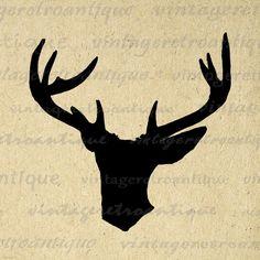 Buck clipart little money Vector art christmas No antler