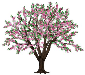 Season clipart apple tree #5