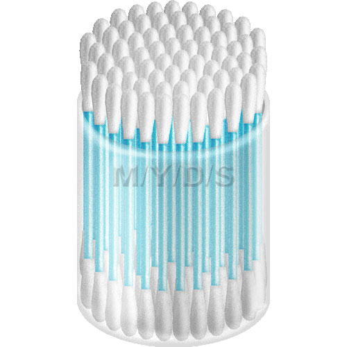 Bud clipart cotton bud Cotton Buds Swab Swabs clipart