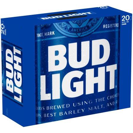 Bud Light clipart american beer Fl Cans Beer Walmart 20