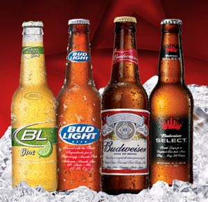 Bud Light clipart american beer Brand is of is Budweiser