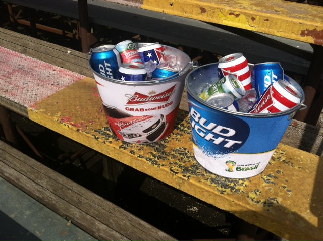 Bud Light clipart beer bucket Products and five of only