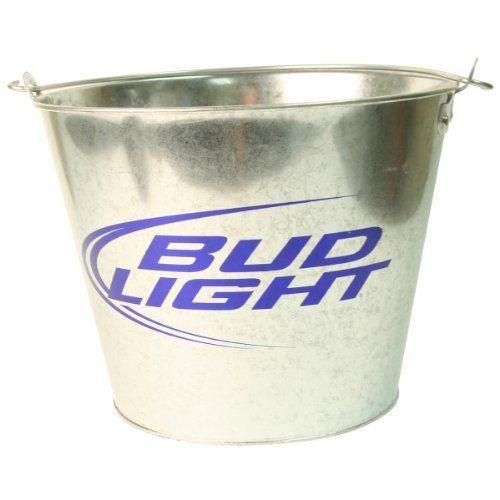 Bud Light clipart beer bucket Ice 8 Necks light!!!!!!!!! Silver