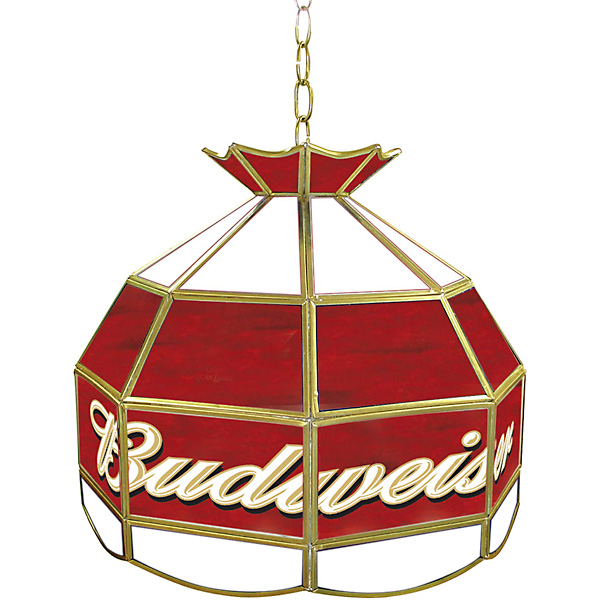 Bud Light clipart budweiser  Tiffany Lamp Budweiser Stained