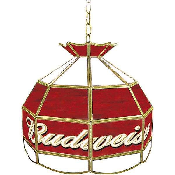 Bud Light clipart budweiser  Lamp Glass Stained Budweiser