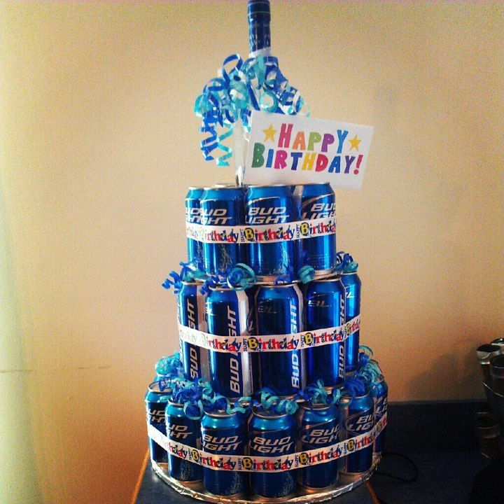 Bud Light clipart happy birthday Light a best cans images