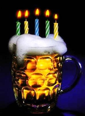 Bud Light clipart happy birthday To birthday_beer Portions 22 Grew