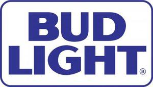 Bud Light clipart logo FANDOM Bud Bud Light Light