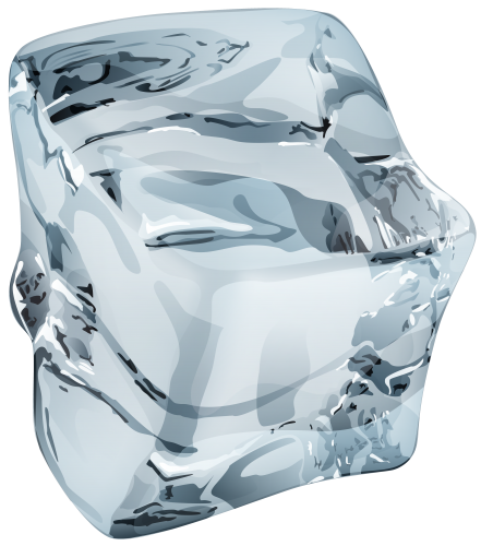 Ice Cube clipart solid Transparent PNG Cube Ice PNG