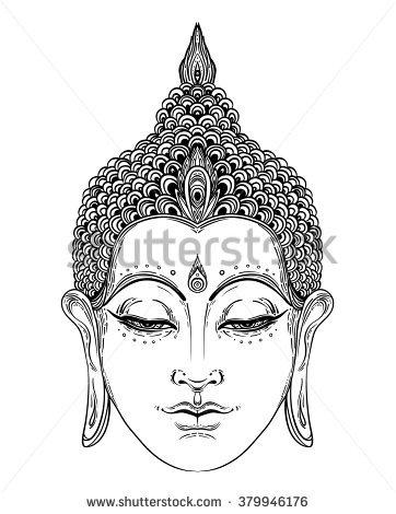 Wedding clipart buddha Collection Buddha head Buddha clipart