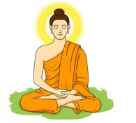 Religion clipart buddhism Religion Buddha Clip Clipart Download