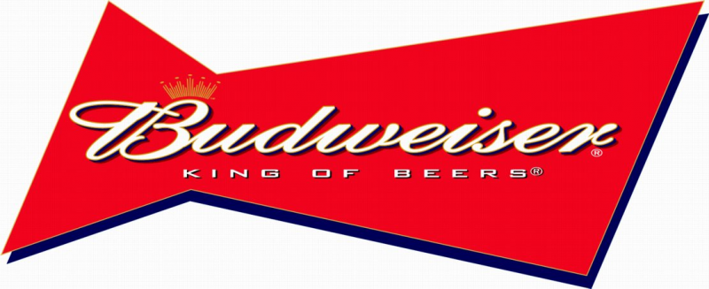 Budweiser clipart Free Sticker Beer  Budweiser