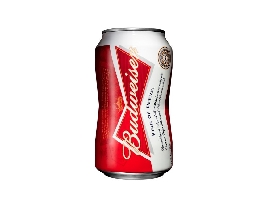 Budweiser clipart black and white Can Can Budweiser Clipart Clipart