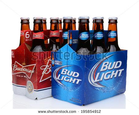 Budweiser clipart anheuser busch Stock clipart Images Royalty light