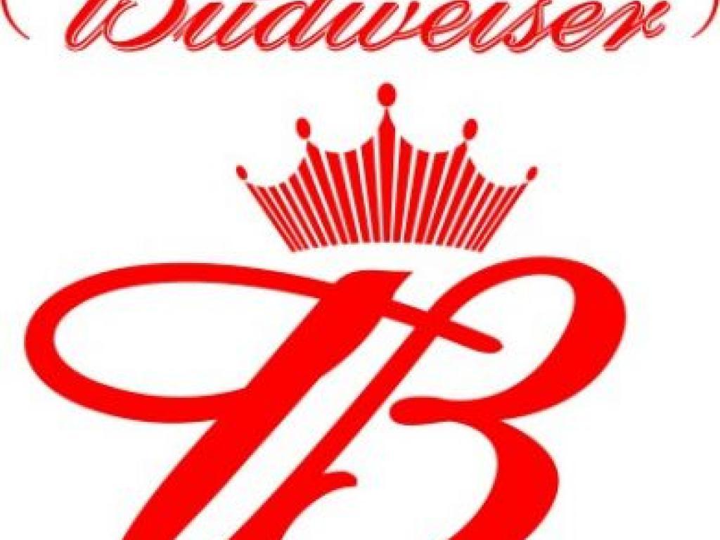 Budweiser clipart anheuser busch Busch Serves FREE Inbev BEER!