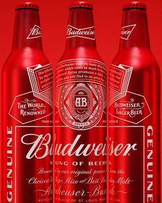 Budweiser clipart beer bottle Best Tee Blue Budweiser redesign