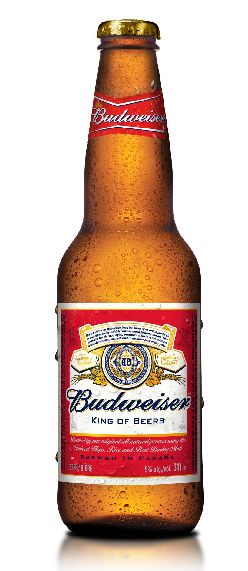Budweiser clipart beer bottle — Budweiser Beer bottle11 jpg