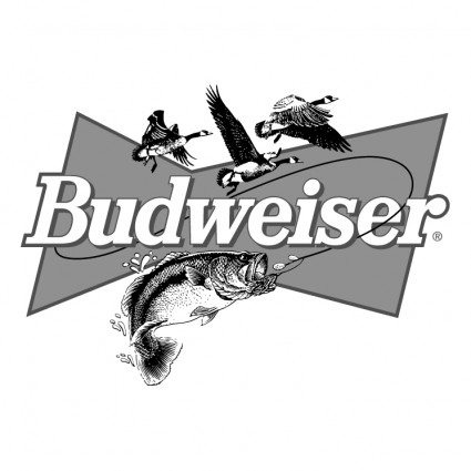 Budweiser clipart black and white Budweiser budweiser for Zone Cliparts