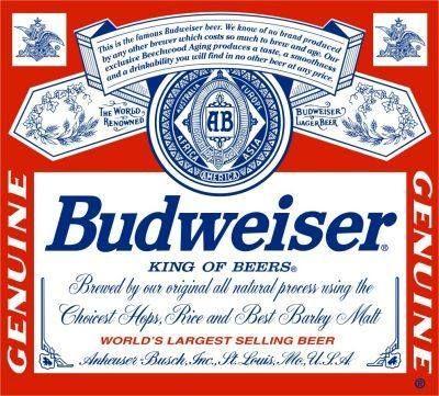 Budweiser clipart king beers Beers King Beers on Pinterest