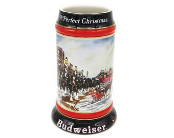 Budweiser clipart vintage Stein budweiser Clydesdale Budweiser Stein