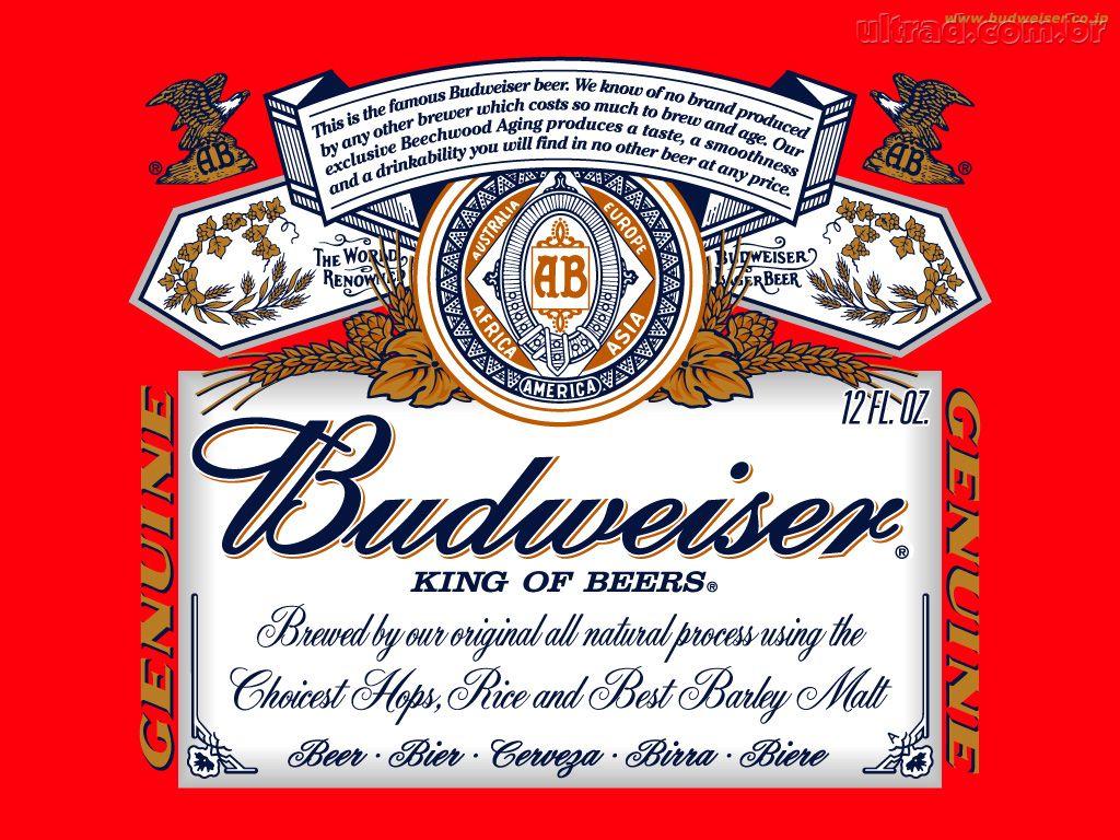 Budweiser clipart vintage Budweiser  Images vintage label