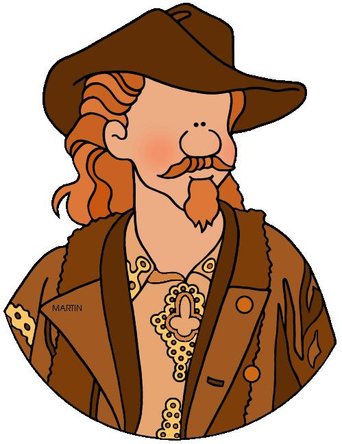 Buffalo Bill clipart Heroes