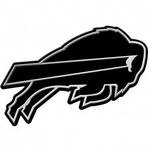 Buffalo Bill clipart black and white Chrome (RICO) Bills Buffalo Car