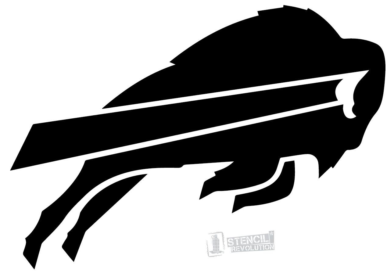 Buffalo Bill clipart black and white Bills Save here and your