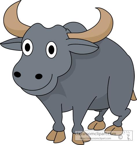 Buffalo clipart 2 Buffalo Clipart clipart Cartoon