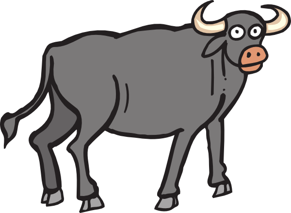 Buffalo clipart Clip Buffalo #5497 Images Image