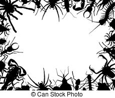 Bugs clipart border Of frame Free Can Downloads