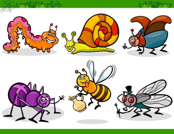 Bugs clipart creepy crawly Crawlies Find Creepy best images