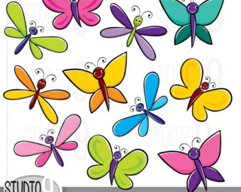 Bug clipart cute butterfly Download Bugs bug Illustrations Clipart