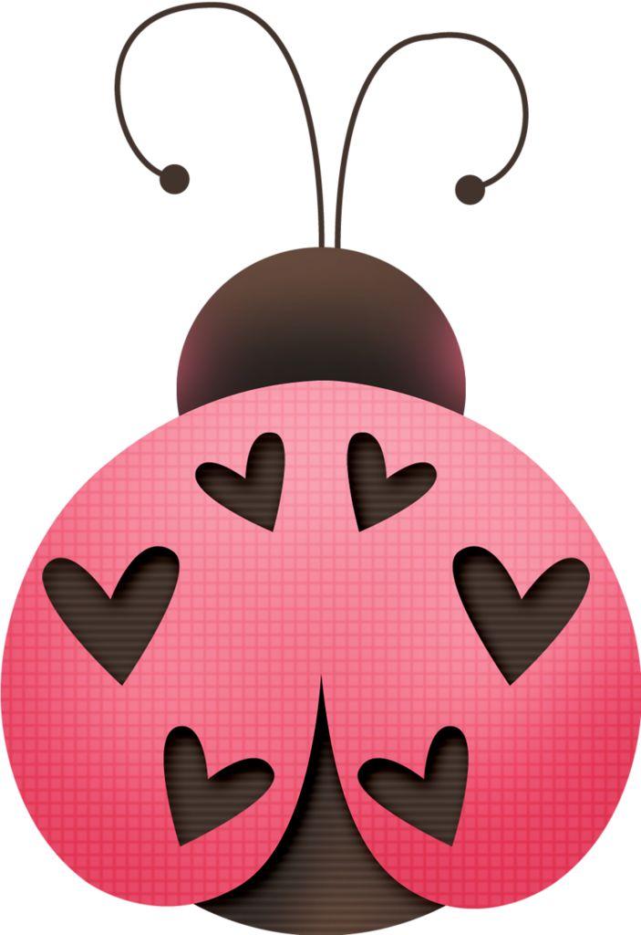 Bugs clipart february Lady BugsClip Pinterest B *✿*