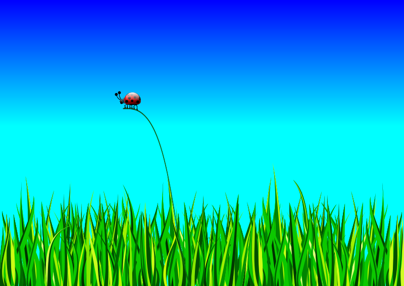 Bug clipart gress Art Download Clip with Bug