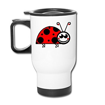 Bug clipart mycutegraphics Travel clip Lady art Mug