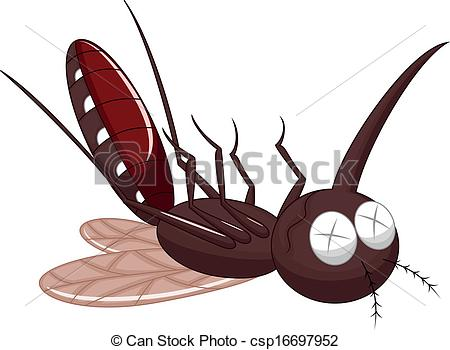 Bugs clipart mosquito Clipart  Dead Bug