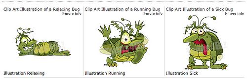Bug clipart sick Clipart Flickriver photo a Bug