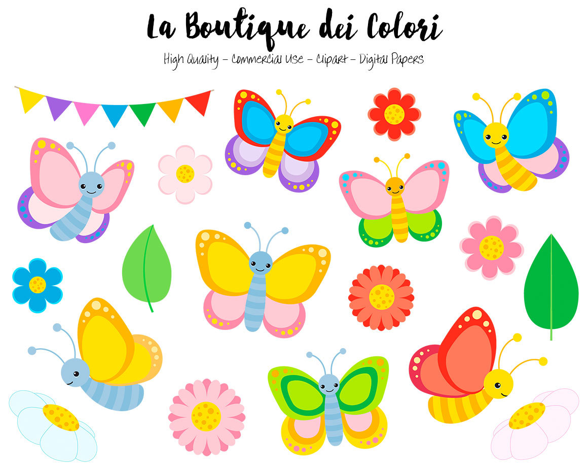 Bug clipart simple butterfly File PNG Graphics Clipart This
