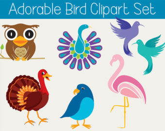 Bug clipart whimsical Art Animal Clipart Turkey Commercial