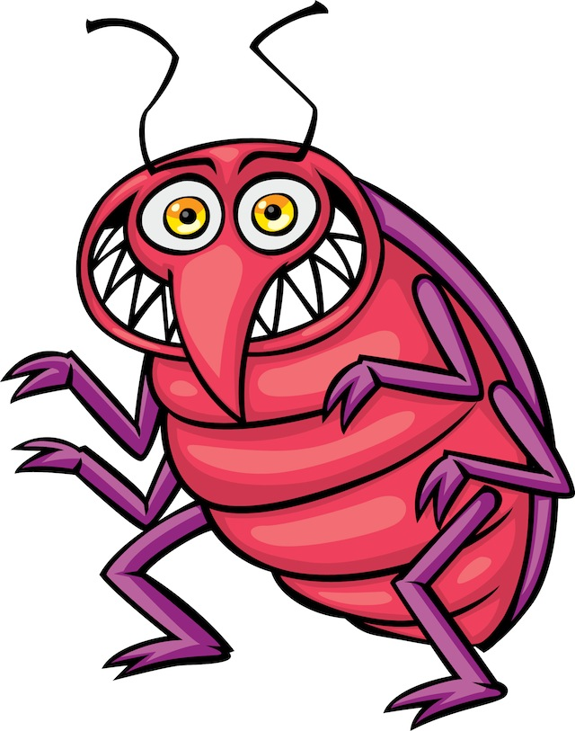 Glitch clipart creepy Pics: bedbug do What Like?
