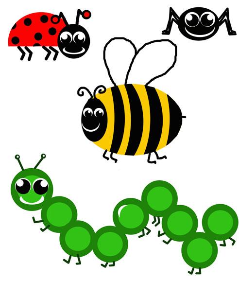 Bugs clipart Clip Art Clipart Bugs