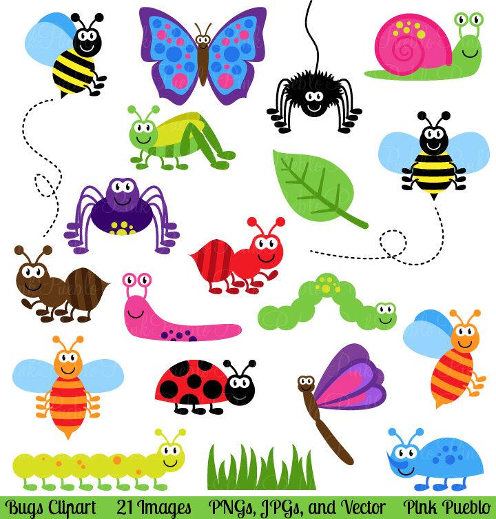 Bugs clipart Vectors Art Clipart Clip Art